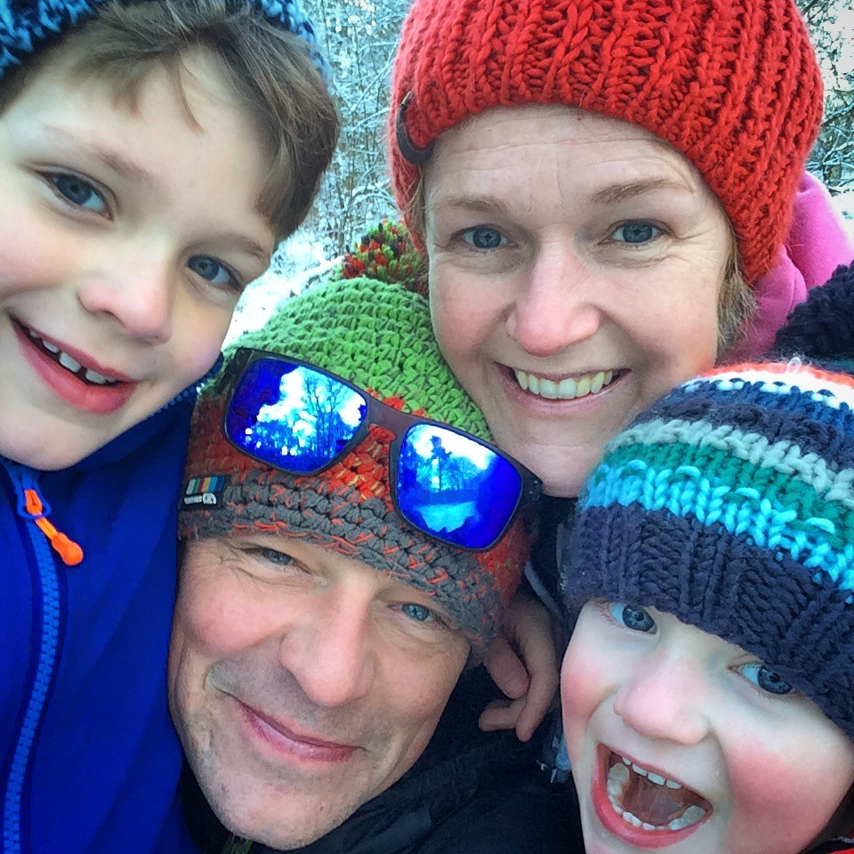 John Mason-Strang Family