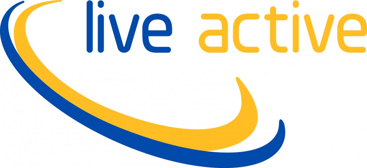 Wellbeing Live Active logo