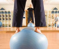 Wellbeing Balans pilates ball