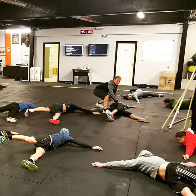 Wellbeing Crossfit pilates