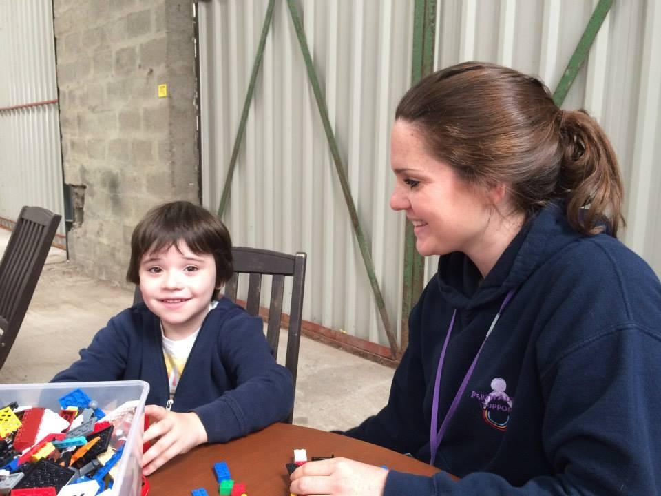 Wellbeing PAS volunteering one on one