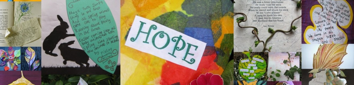 Wellbeing PLUS hope banner