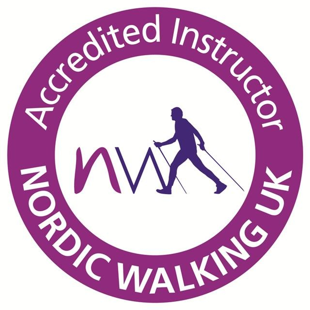 Wellbeing Philippa Nordic Walking logo