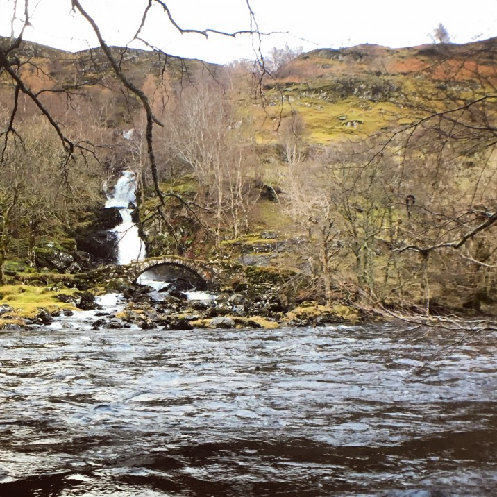 Roman Bridge, Glen Lyon @little.scottish.one