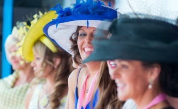 Grab your hat and your heels, it's Perth Racecourse's annual Summer Ladies Day in aid of Breast Cancer Now and they are going bigger and pinker than ever before!
