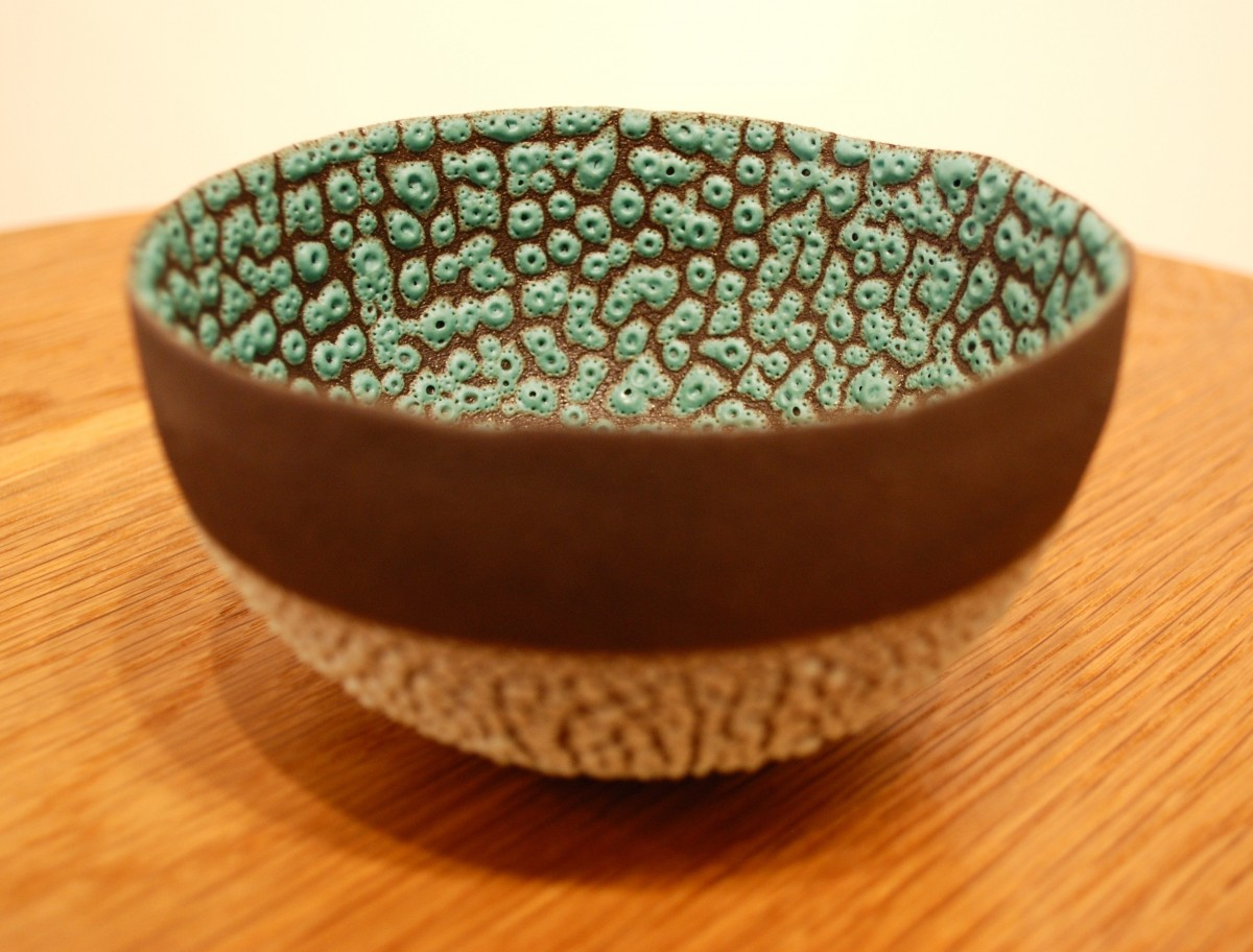 Tayberry bowl