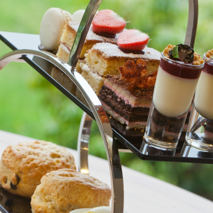 Afternoon Tea at Fonab Castle is an experience you won't forget!