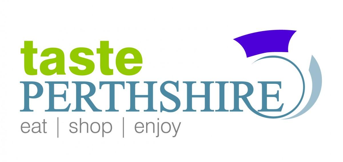 Taste Perthshire Logo
