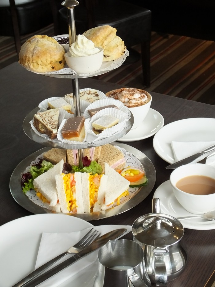 Taste Perthshire afternoon tea