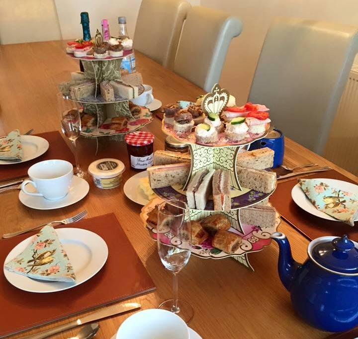 Cauldcotts Afternoon Tea