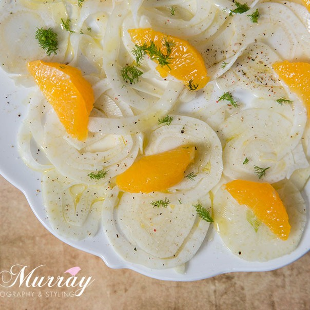 Gorgeous Fennel and Orange Salad