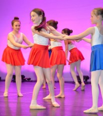 Established in 1974 The Dance Bank continues to train dancers of all ages in Ballet, Tap, Jazz and Hip Hop Street Dance.