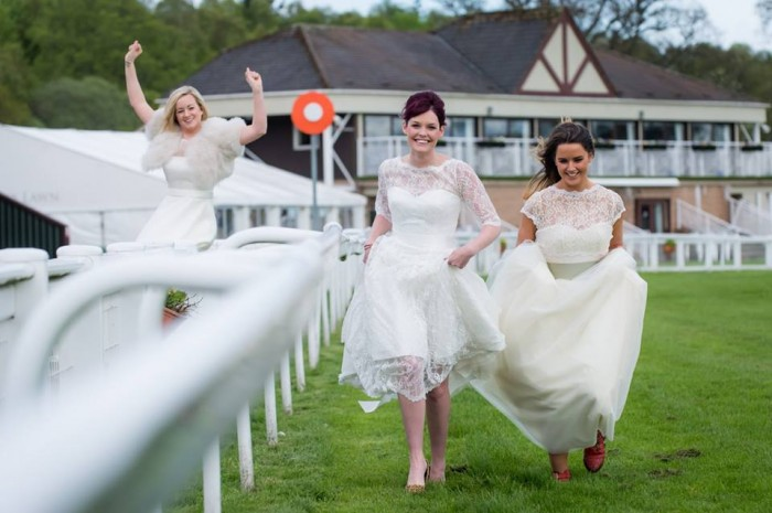 Perth Racecourse Wedding