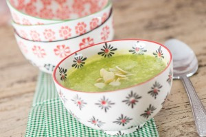 Early Spring Green Soup