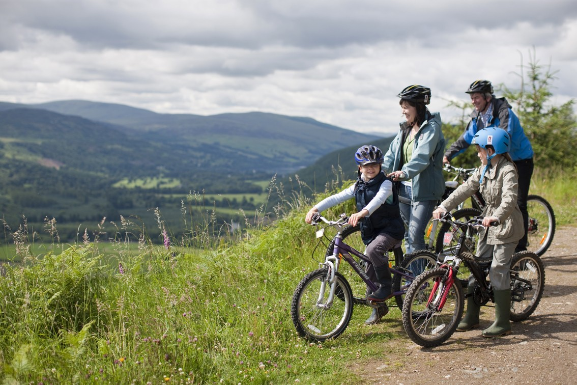 Highland Safaris Bikes