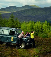Take your family on a Highland Safari this Easter!