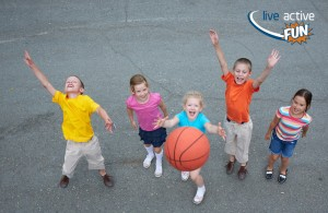 Live Active Easter 2016 Basketball