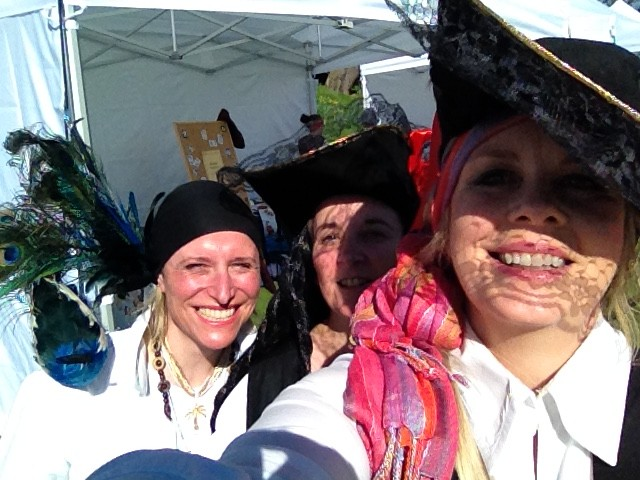Easter Scone Palace PIrates