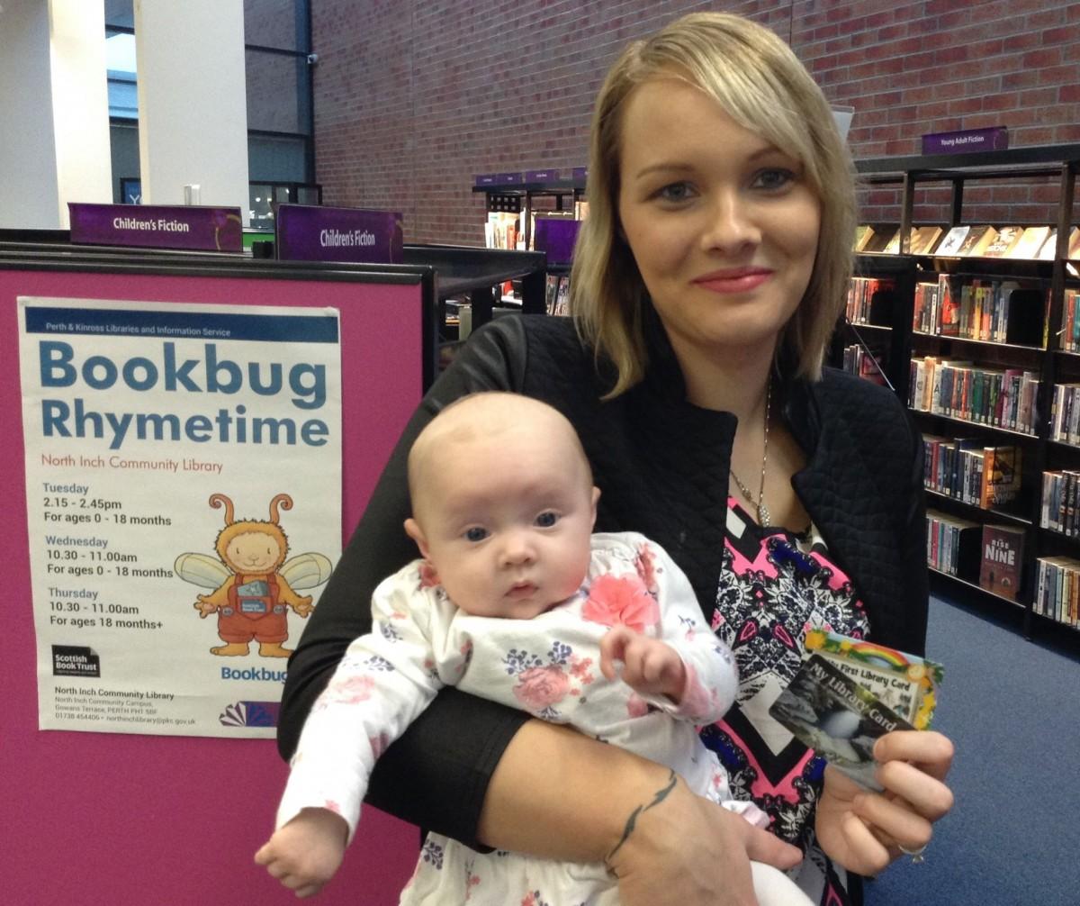 Library Ella & Stephanie Ferguson joining
