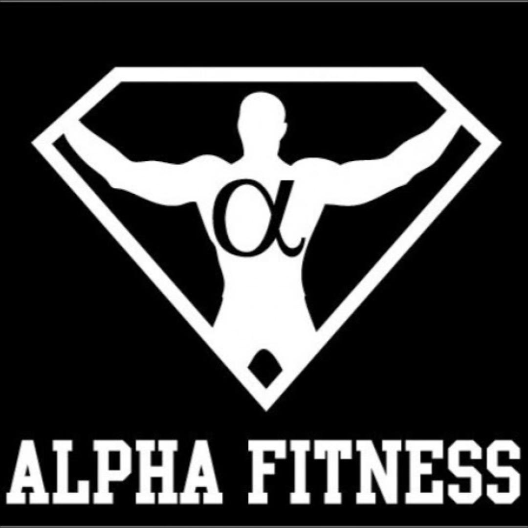 Get Fit Alpha Fitness logo