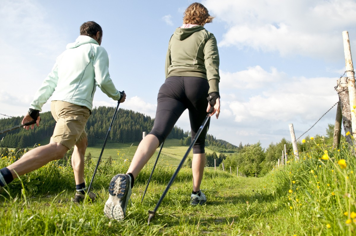 Get Fit Nordic Walking