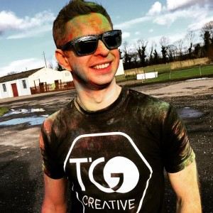 Workdays and Weekends: Gary Paterson of T'Go Creative