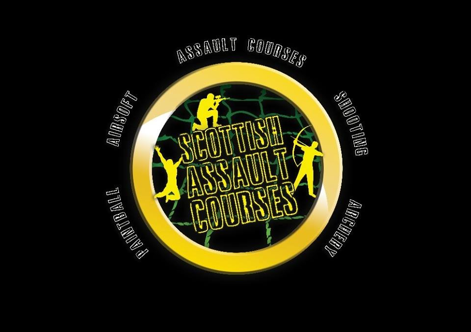 Outdoor Adventures Scottish Assault Course logo
