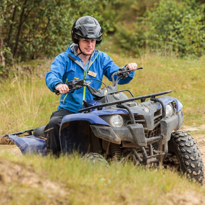 Outdoor Adventures Action Glen quads