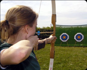 Outdoor Adventures Do It Outdoors archery