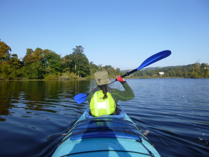 Outdoor adventures outdoor explore in kayak