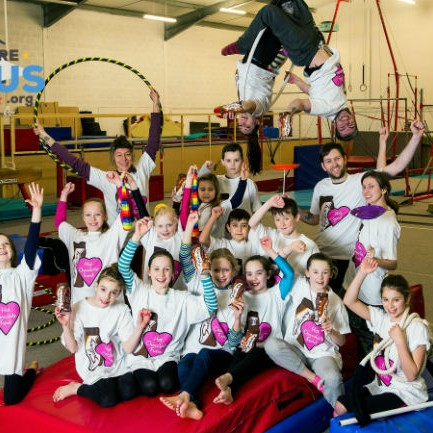 Adventure Circus is Perth's very own circus school!