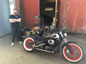 Workdays and Weekends: James Moir of JM Customs