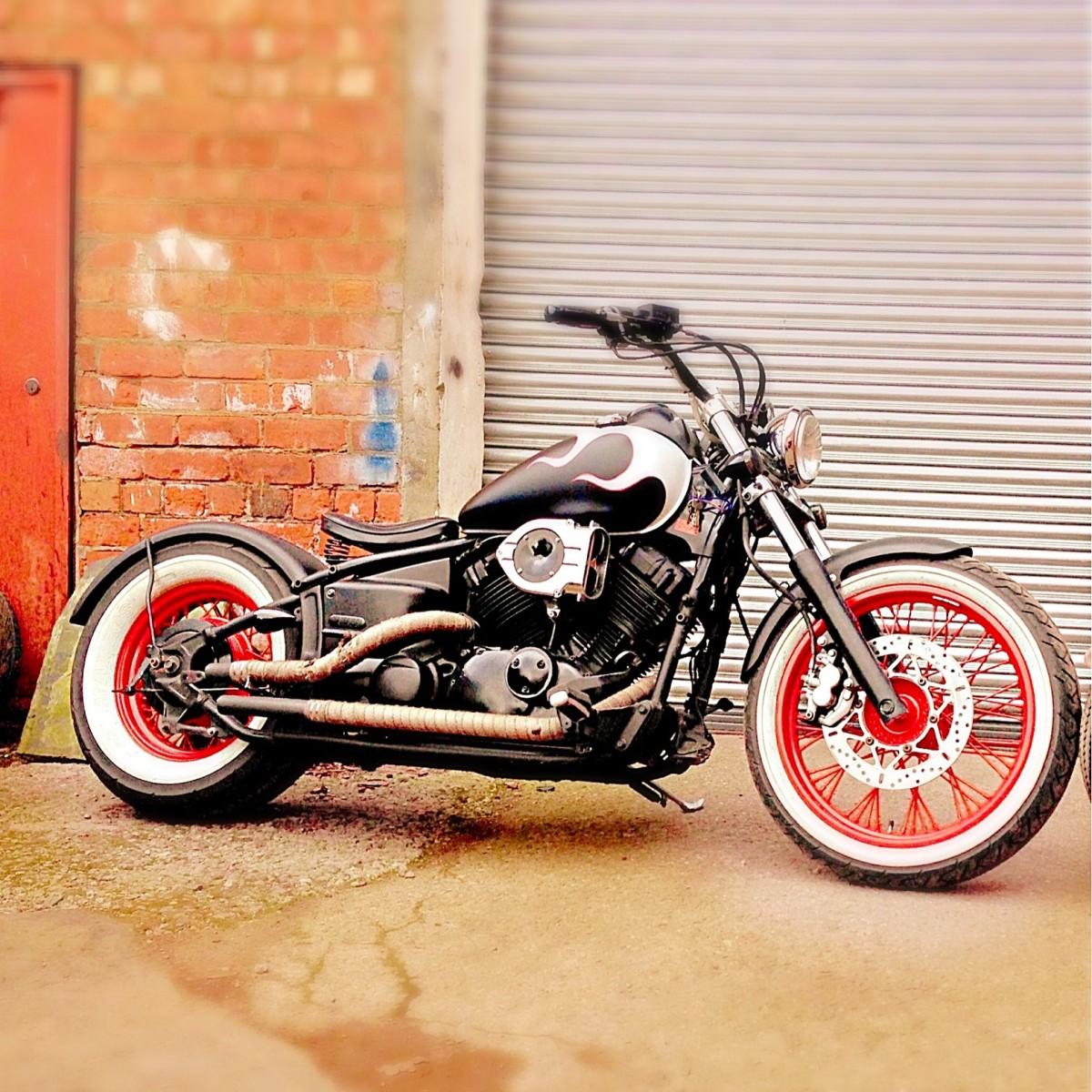 JM Customs - Bike