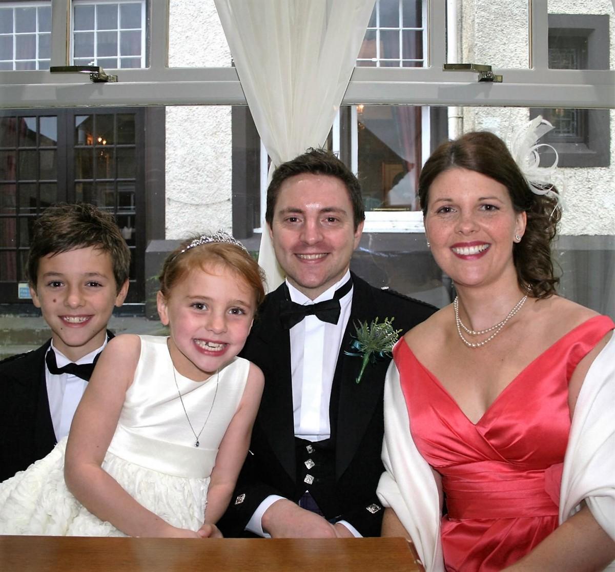PALLISTER Family