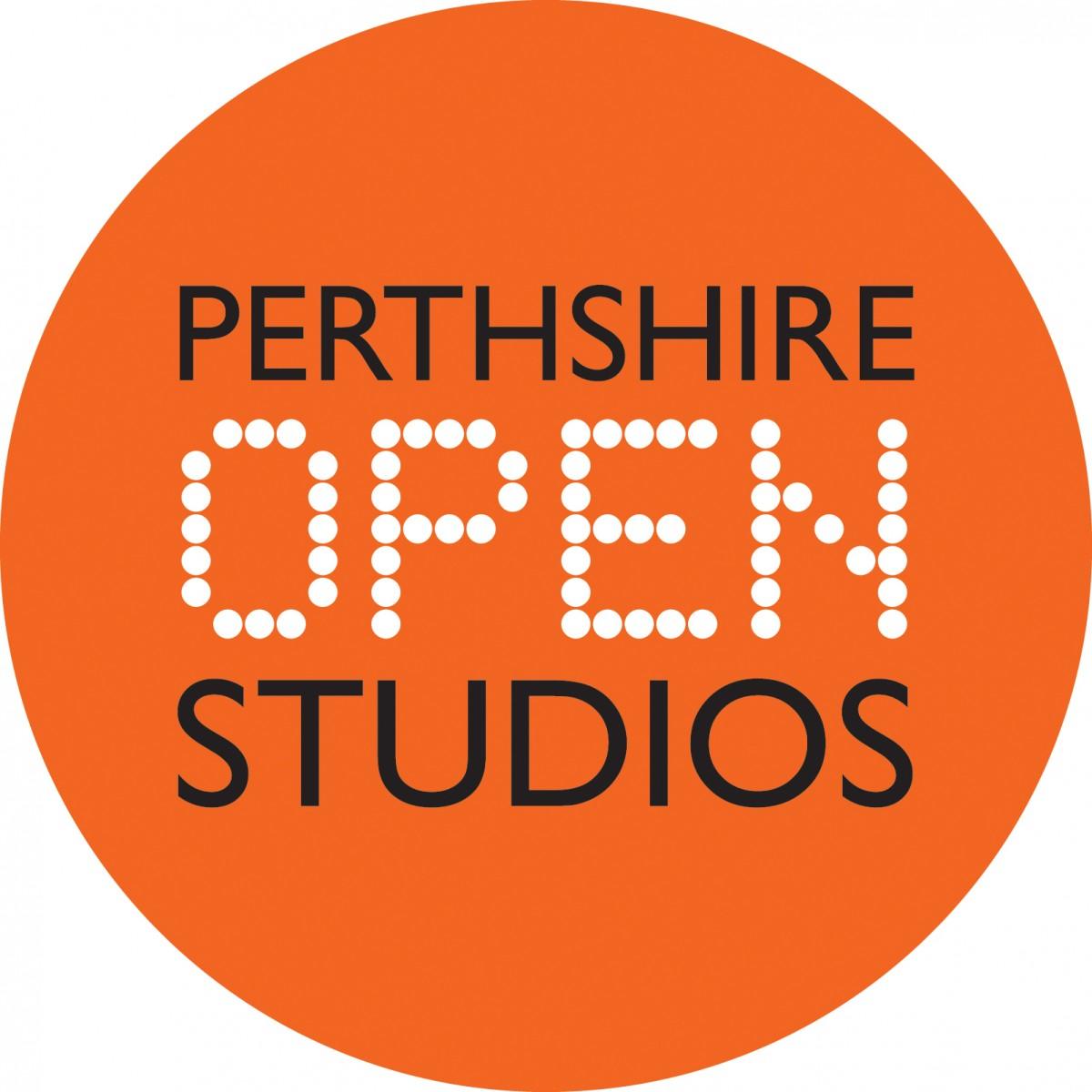 OPEN STUDIOS - Orange Logo