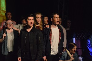 West Side Story Ad-Lib Style!