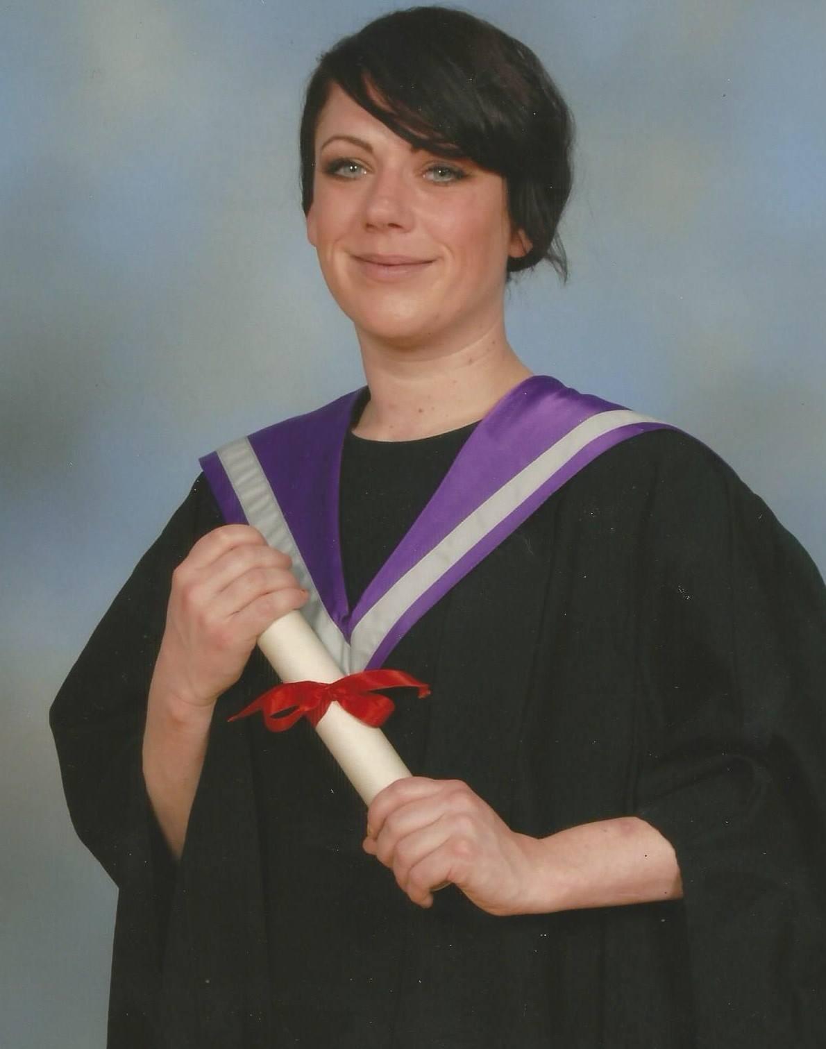 ALI P graduates
