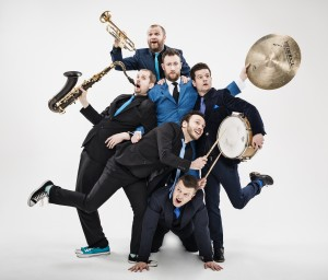The Horne Section- part of Perth Festival of The Arts