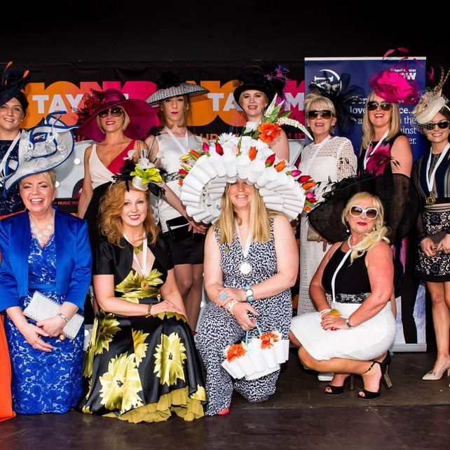 The  finalists for best dressed ladies at Perth Racecourse Ladies day 2016 were all so gorgeous it was a tough decision!