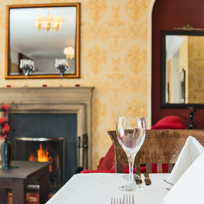 The Fishers Hotel in Pitlochry serves up delicious food and local Perthshire photographer Gill Murray went to try it out!