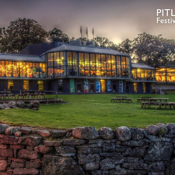 Pitlochry Festival Theatre is the stylistic equivalent of a West End producing theatre set against a picture-postcard backdrop of rolling Perthshire hills