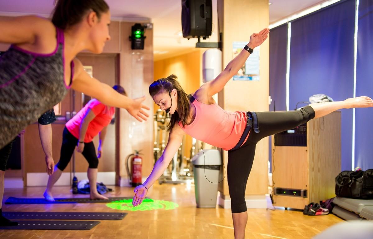 Body balance classes perth