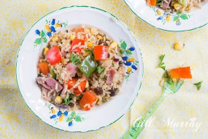 Crazy Brown Rice