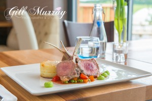 Rack of Lamb with Dauphinoise Potatoes & Seasonal Bean Cassoulet