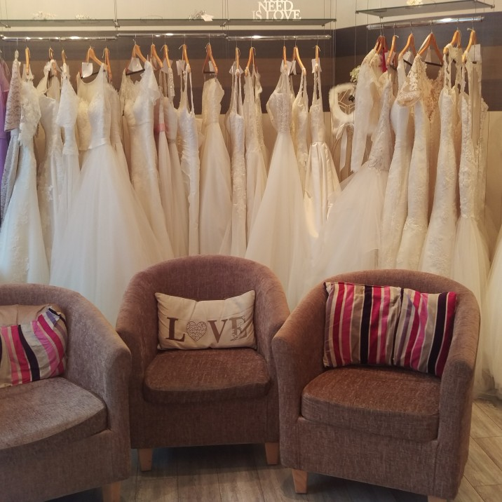 Wedding dress shopping is an exciting event that opens up a world of questions, and Ivory Whites are here to help.