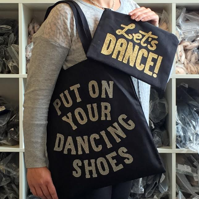 Arabesque in Perth has a great collection of printed wedding and dancing themed bags designed by alphabet bags. Buy with FREE delivery from arabesquedirect, the UK's leading bridal shoe and accessory retailer.