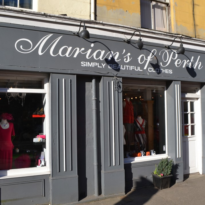 At Marian's they pride ourselves on proving high quality international fashions,shoes and accessories for the woman who demands more out of her wardrobe! Stocking a range of top designers, they provide ladies with an exceptional service and unique shopping experience.