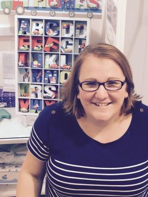 Workdays & Weekends: Caroline Garvie