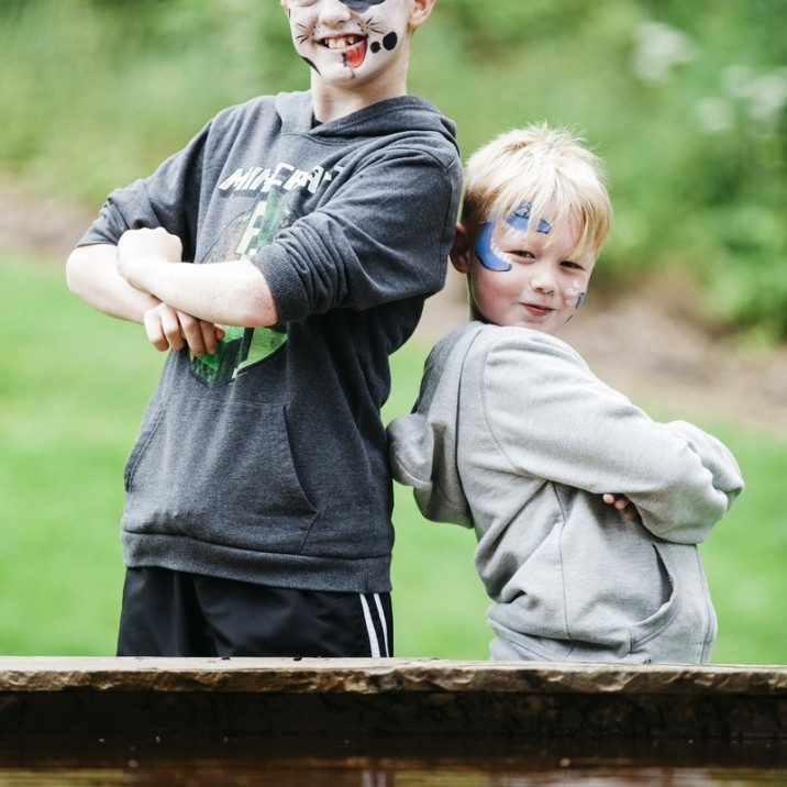 The Minecraft event at the Atholl Palace in  Pitlochry was a roaring success. With loads of painted faces and fun and games it was a great day.