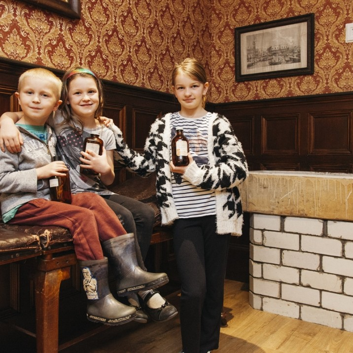 The launch of the Atholl Palace Minecraft platform celebrated a £30,000 refurbishment of the hotel's extensive interactive visitor attraction museum and headlined their Victorian themed family open day on Sunday 17th July.